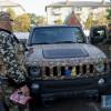 Бойцы «Айдара» вернули владельцу Hummer (ВИДЕО)