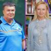 Любовница Януковича зарабатывает миллионы на детских путевках в санаторий