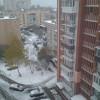 На западной Украине выпал первый снег