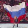 Американский рестлер сорвал и бросил на пол российский флаг (ВИДЕО)