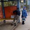 Нападение «бандеровской остановки» на пьяного россиянина (ВИДЕО)