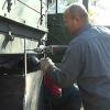Волонтер изобрел способ бронирования автомобилей на основе бетона (ВИДЕО)