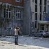 Террористы продолжают обстреливать Донецк — горсовет