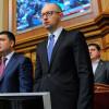 Рада назначила премьер-министром Украины Арсения Яценюка