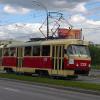«Киевпастранс» бастует: На маршруты не вышли трамваи трех депо