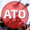 Пресс-центр АТО: Боевики сегодня 20 раз обстреляли позиции украинских сил в районе Дебальцево