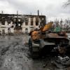 Силы АТО покинули Углегорск, город практически уничтожен
