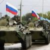 За прошедшие сутки из РФ на Донбасс вошли две колонны бронетехники, — заместитель руководителя АТО Галушко