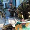 В Песках бойцы АТО захватили в плен сына главаря террористов (ФОТОФАКТ)