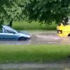 Ураган во Львове: затопленные улицы и поваленные деревья (ФОТО, ВИДЕО)