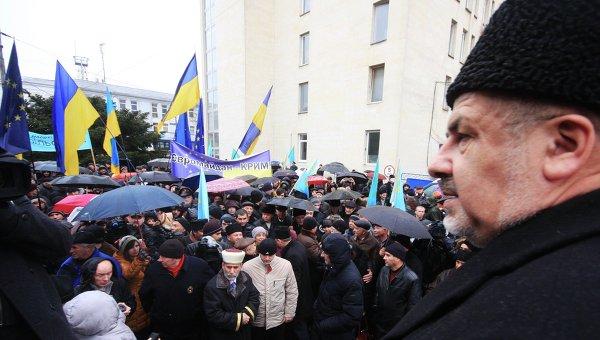 Власти Крыма сообщают о тренировочных лагерях ИГ на юге Украины