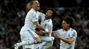 "Uefa.com ""Реал"" празднует победу"