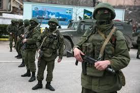 Российские военные провоцируют