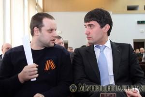 Левченко и Губарев