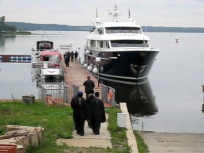 яхта Кирилла