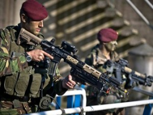 Нидерланды военные