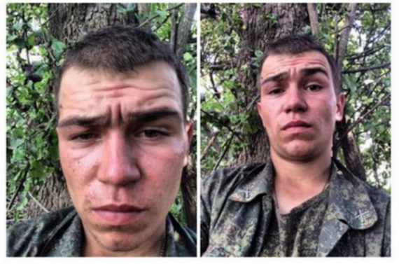 """Так выглядит лицо солдата, который """"спалил"""" все свое руководство, влючая президента"""
