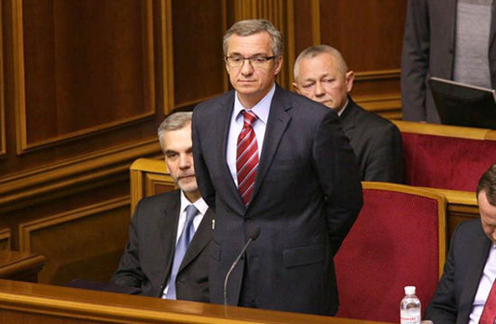 Александр Шлапак. Фото УП