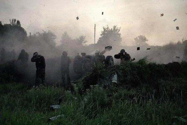Фото: ukraineinvestigation.com/ Олександр Клименко, фотокорреспондент газеты «Голос України»