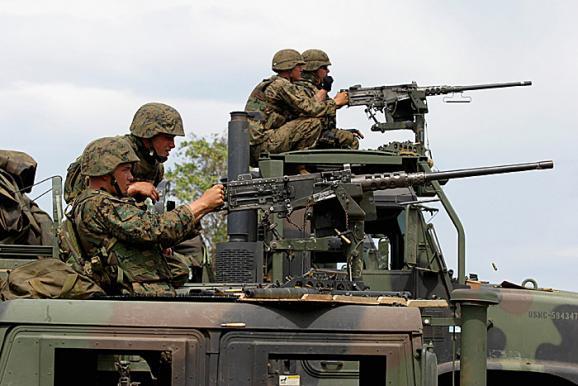 Зенитное оружие и боеприпасы