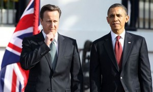 David Cameron and Barack Obama will discuss Syria and upcoming peace talks