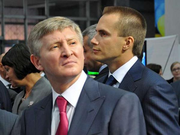 Ахметов и Янукович-младший. Фото ostro.org