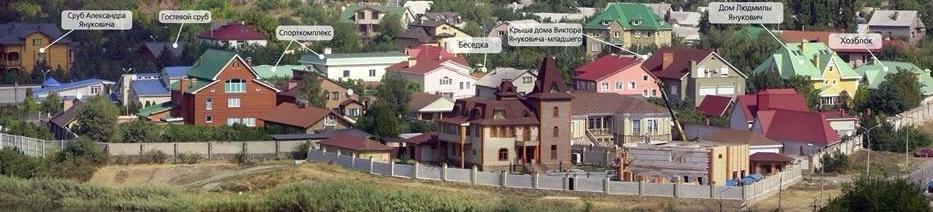 дом Януковича