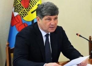 Мэр-сепаратист С.Кравченко, фото: комментарии