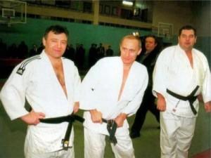 Ротенберги и Путин