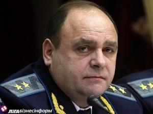 Виктор Войцишен больше трех лет работал заместителем Виктора Пшонки в Генпрокуратуре