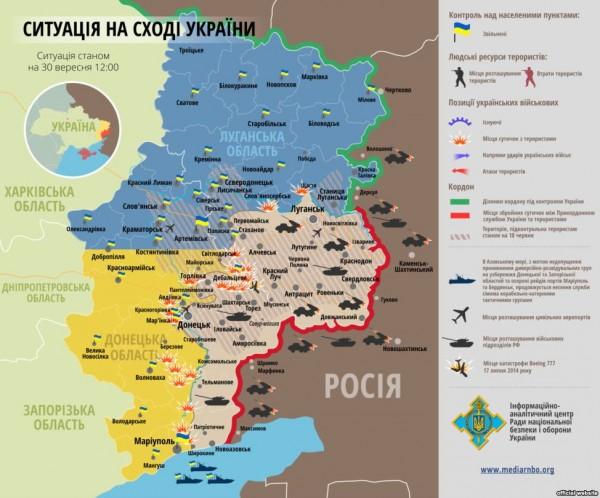 Инфографика: СНБО
