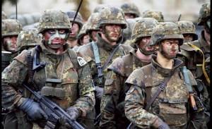 Фото: westwall.ru солдаты НАТО