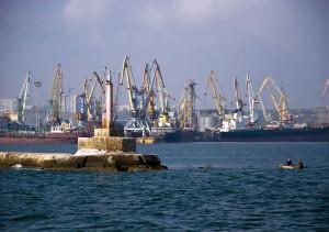 Бердянский торговый порт