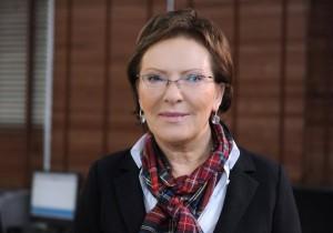 Ева Копач, премьер-министр Польши