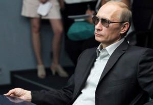 Russian Prime Minister Vladimir Putin vi