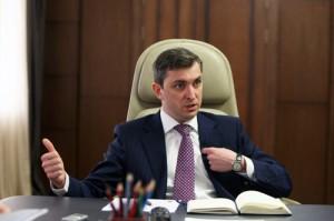 Глава налоговой Игорь Билоус Фото: Укринформ