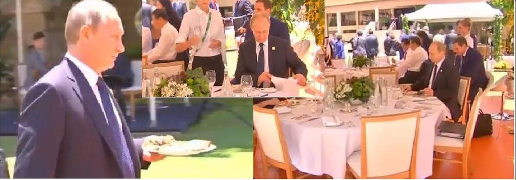Глава Китая пригласил Путина в Ханьчжоу на саммит G20 - Цензор.НЕТ 9849