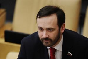 Депутат Госдумы России Илья Пономарев Фото: ИТАР-ТАСС