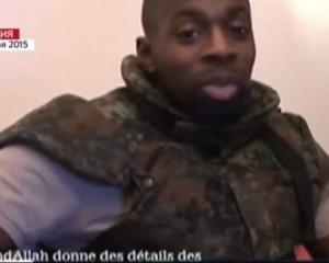 """Кулибали заявил, что является членом террористической группировки """"Исламское государство"""""""
