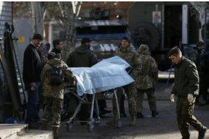 За сутки погибли 14 украинских военных 112.ua