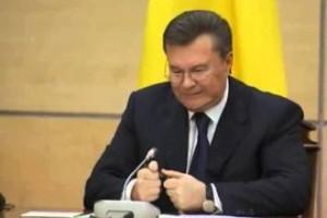 Янукович и его подельники уже почти год скрываются в России