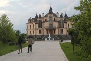 Дом Рината Ахметова в Конче-Заспе Фото: kp.ua