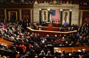 Конгресс США. Фото: AFP