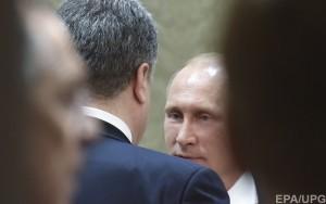 Путин и Порошенко срывались на крик