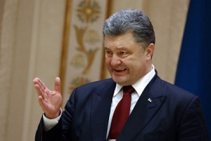 Петр Порошенко Фото: Сергей Гапон / AFP
