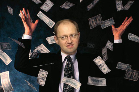 """Яценюк дал поручение ужесточить ответственность за коррупцию: Суды не должны выпускать взяточников за """"копеечные залоги"""" - Цензор.НЕТ 5823"""