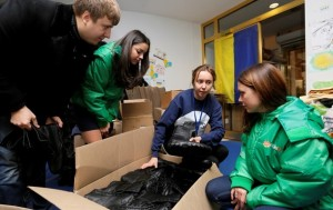 """Фото: AP Среди прочего, закон уточняет термины """"волонтерская деятельность"""", """"волонтер"""""""