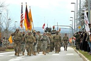 Американские военные посетили восточные страны Альянса,чтобы продемонстрировать его единство на фоне агрессивности России