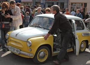 В течение трех месяцев в Украине было реализовано всего 8 867 машин