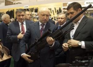 В прошлом году Турчинов получил зарплату в размере 180 тыс. грн.